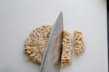 Banana Oatmeal Fingers