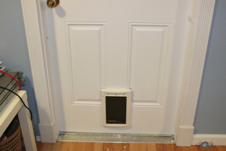 Finished Door
