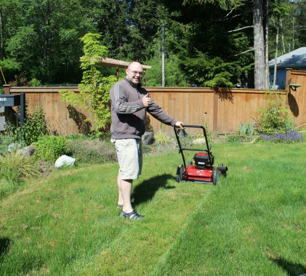 how to start a mower with a bad starter