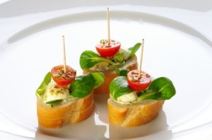 Pics for canapes recipe easy for Easy cold canape ideas