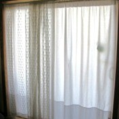 Curtains from Sheets