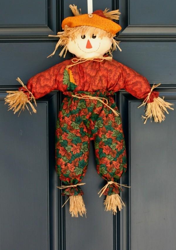 scarecrow craft ideas thriftyfun