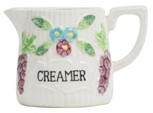 creamer pitcher