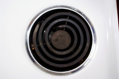 Electric Stove Burner