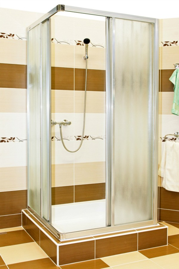 Cleaning Glass Shower Doors Awesome Smart Cleaning Tips