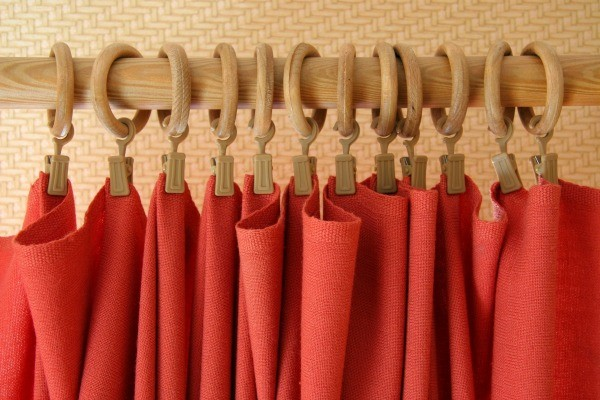 Curtain Rods buy curtain rods : Installing a Curtain Rod | ThriftyFun