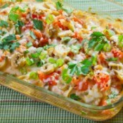 Chicken Cheese Casserole