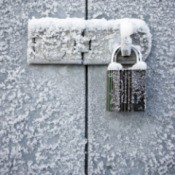 Frozen Lock