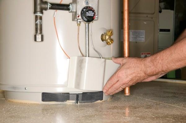 Rheem Hot Water Heater >> Removing Calcium Deposits in a Water Heater | ThriftyFun
