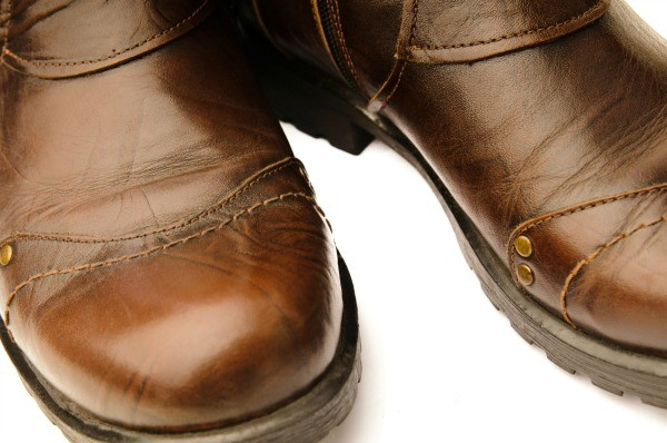 removing salt stains from shoes thriftyfun