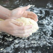 Pie Dough by Hand