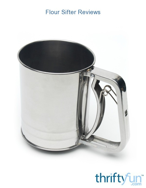 flour sifter - photo #17