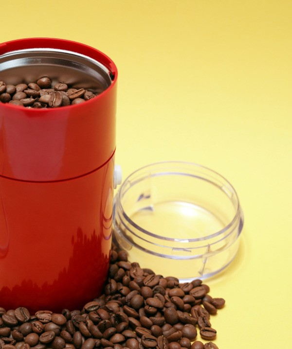 how to clean cossera coffee grinder
