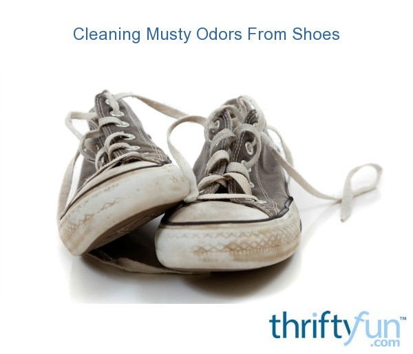 Cleaning Musty Odors From Shoes ThriftyFun