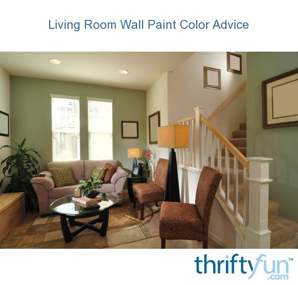 The Best Advice For Painting A Room: Living Room Wall Paint Color Advice