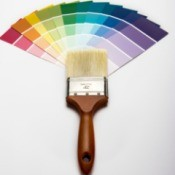 paint color chips