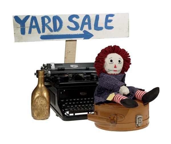 Using Virtual Yard Sales