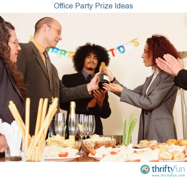 Office Party Prize Ideas
