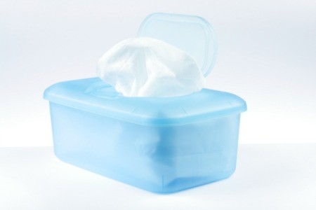 Baby Wipes Container