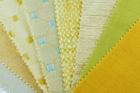 Polyester Fabric Squares