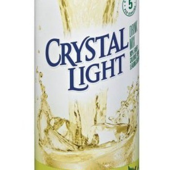 Crystal Light Canister