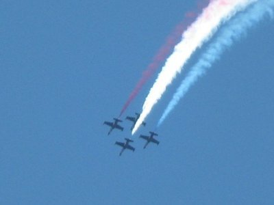 Patriotic Air Show (McChord Airforce Base)