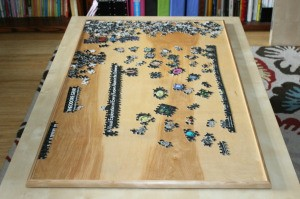 Making a Puzzle Board