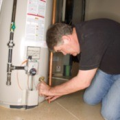 Cleaning a Water Heater