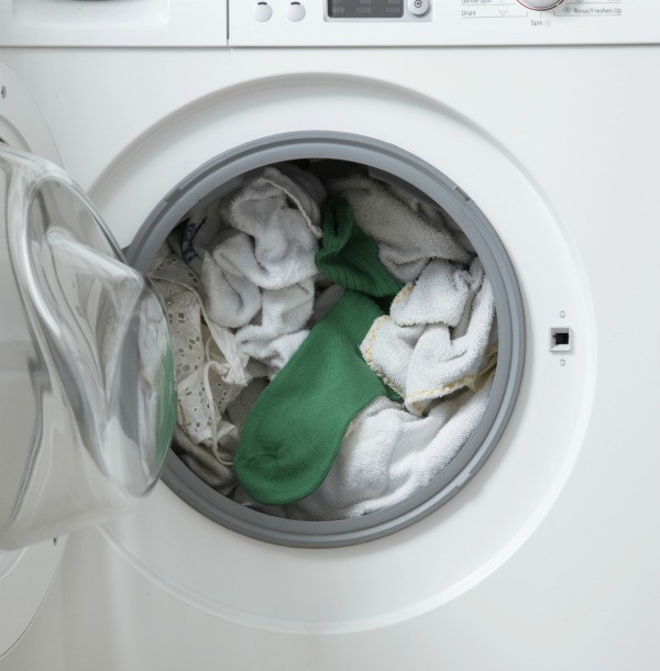 washing machine spin cycle loud