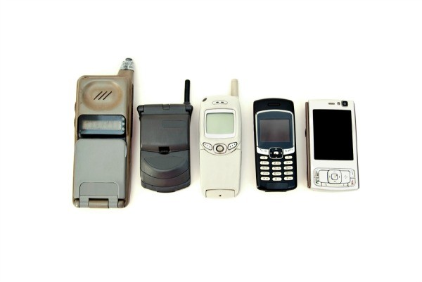 Where can you donate used cellular phones?
