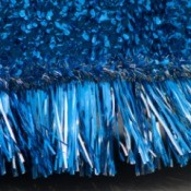 Blue Parade Float Skirt