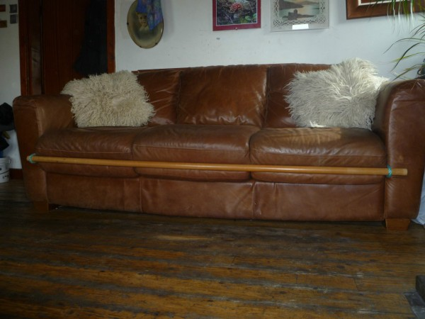 Sliding Couch Cushions