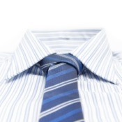Ironed Shirt and Tie