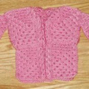 Pink Doll Sweater