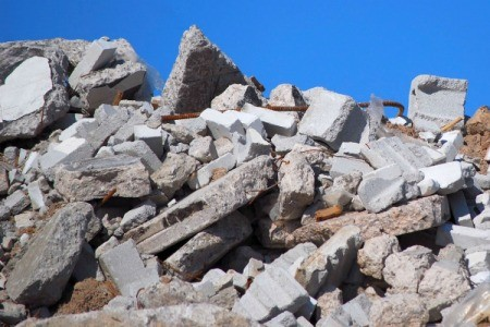Chunks of Concrete (Urbanite)