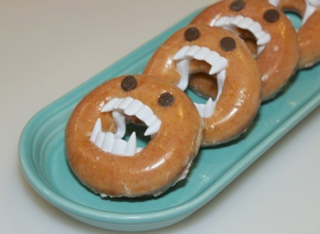 plate of monster doughnuts 2