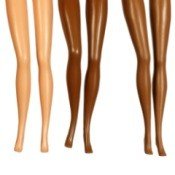 Barbie Doll legs