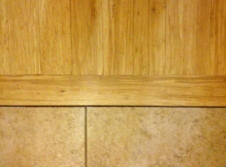 Creating A Hardwood Threshold ThriftyFun