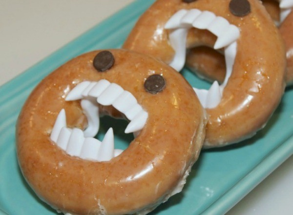 Monster Doughnuts