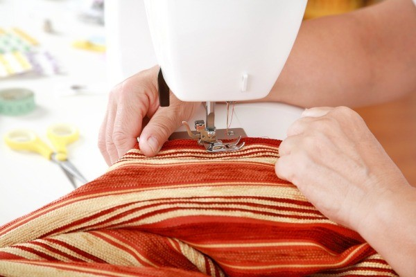 sewing machine thick fabric