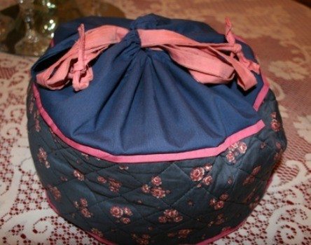 Quilted Picnic Bag