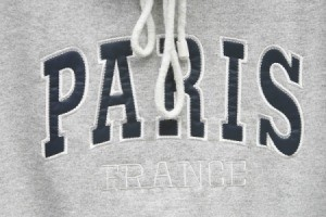 Paris France Sweatshirt