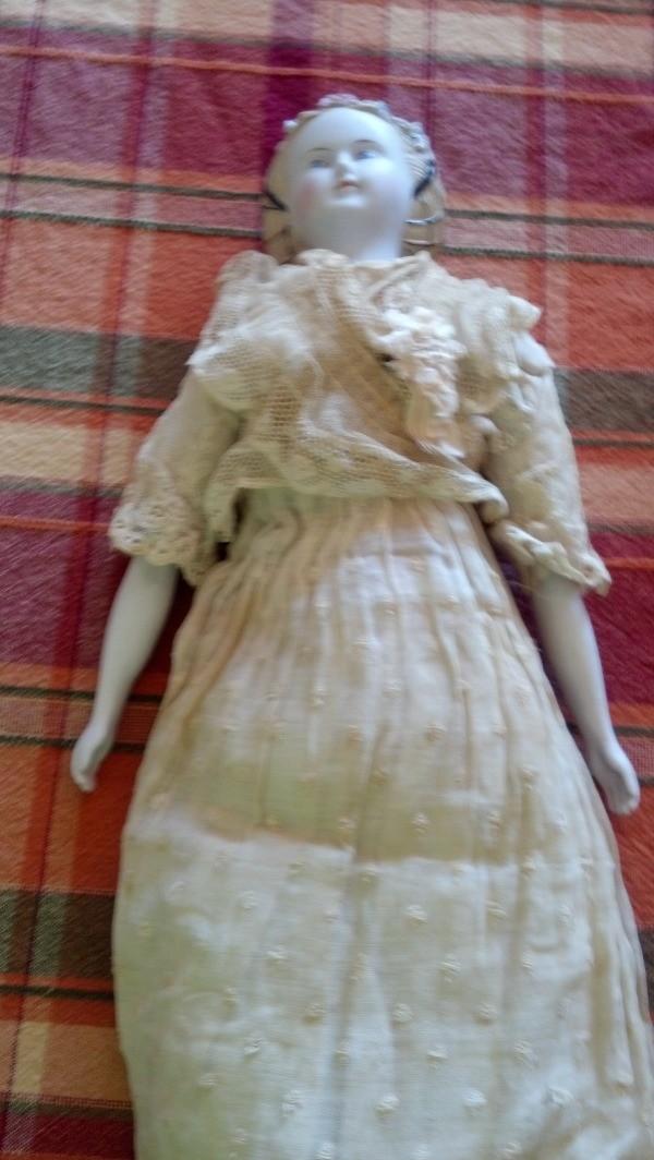 Antique Doll Value  ThriftyFun