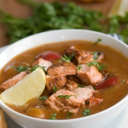 Crockpot recipes thriftyfun for Southern fish stew recipe