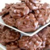 Chocolate and Peanut Clusters