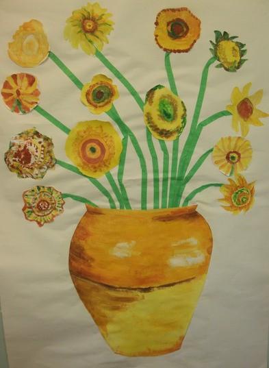 Van Gogh Flowers