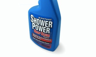 Shower Power Cleaner