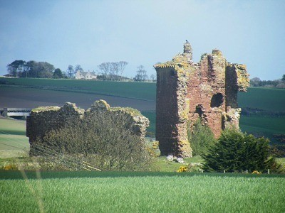 Red Castle (Lunan, Scotland)
