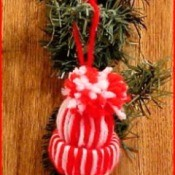 Stocking Cap Ornament
