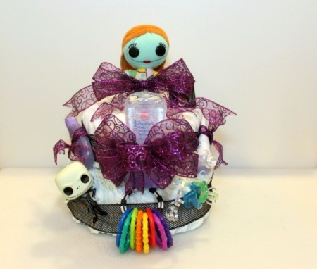Pin Snowman Diaper Cake Baby Stuff Cake on Pinterest
